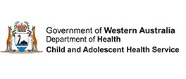 Department of Health, Child and Adolescent Services logo